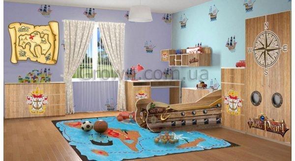 Детская спальня Пират - 1