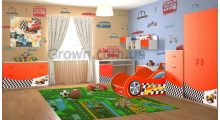 Детская спальня серия Форсаж - Детские комнаты