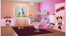 Детская спальня Минни Маус