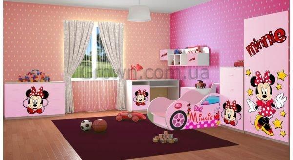 Детская спальня Минни Маус серия Драйв - 1
