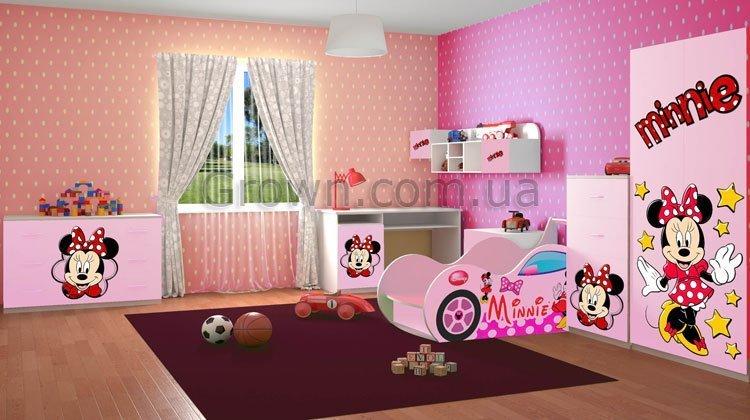 детская спальня минни маус в киеве купить детская спальня минни