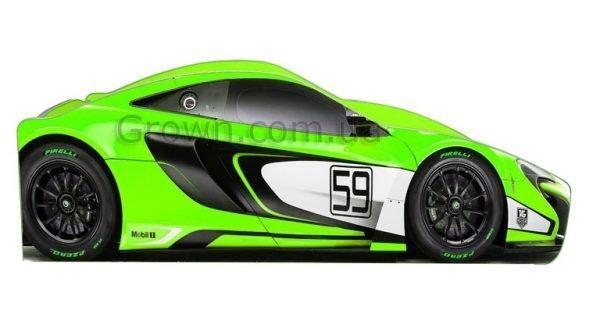 Б-0007 Зеленый