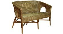 Диван «Престиж» ротанг - Плетеная мебель