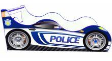Кровать-машинка Полиция серия Драйв - Кровати-машинки
