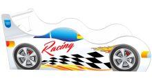 Кровать-машинка Racing серия Драйв - Кровати-машинки