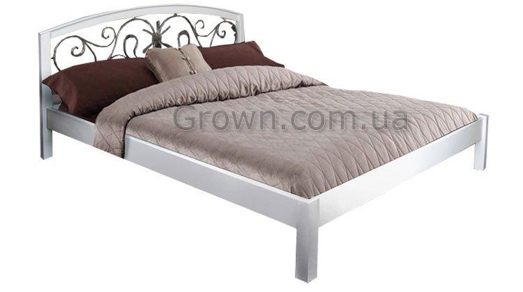 Кровать Джульетта (белая) - 1