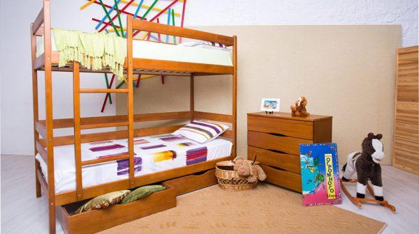 Кровать двухъярусная Дисней - 1