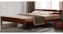 Кровать Ольга массив бука - Кровати деревянные