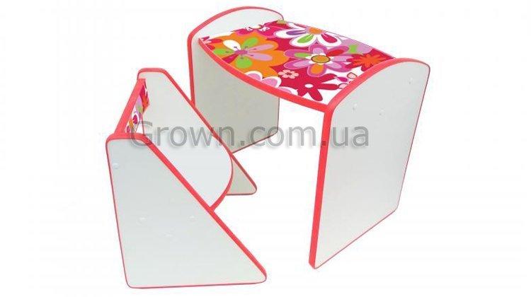 "Комплект стол+стульчик ""ДО-ДО"" - 1"