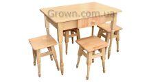 Комплект обеденный Смарт 3 - Мебель для кухни