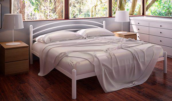 Кровать металлическая Маранта - 1