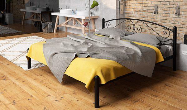 Кровать металлическая Виола - 1