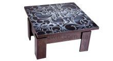 Стол трансформер Дельта со стеклом - Мебель для дома
