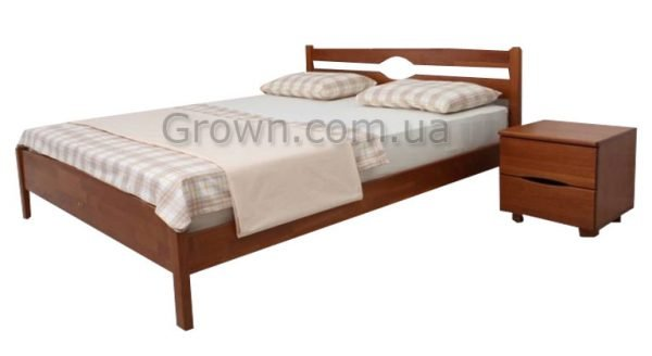 Кровать Ликерия Люкс без изножья - 1