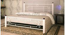 Кровать металлическая Винтаж (квадратные ножки) - Кровати металлические
