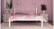 Кровать металлическая Глория без изножья - Кровати металлические
