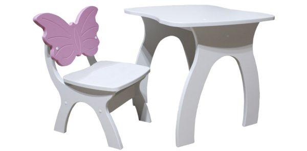 Комплект стол + стульчик Джони - 1