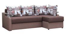 Угловой диван Нептун Макс 12+3+Амстердам Сепия - Мебель со склада