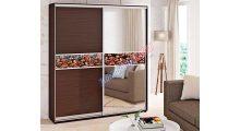 """Шкаф-купе 0,90м """"Модель 2"""" / Зеркало - Мебель для дома"""