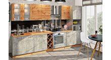 Кухня Эко 2 — Цена за п/метр - Мебель для кухни