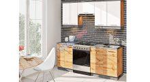 Кухня Эко 8 — Цена за п/метр - Мебель для кухни
