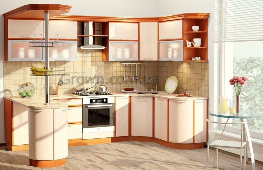 """Кухня """"Софт"""" KX-68 - 1"""