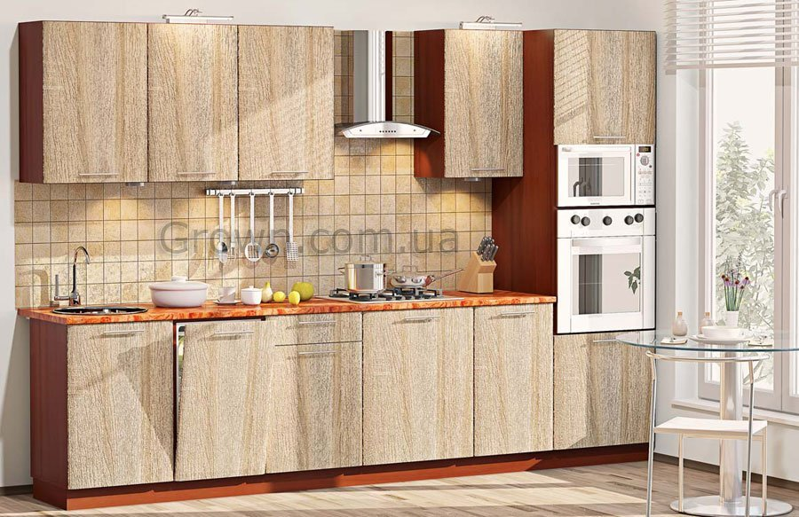 Кухня «Софт» КХ-89 - 1
