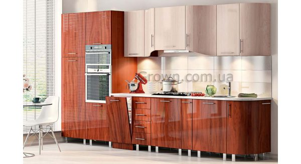 Кухня «Хай-тек» КХ-104 - 1