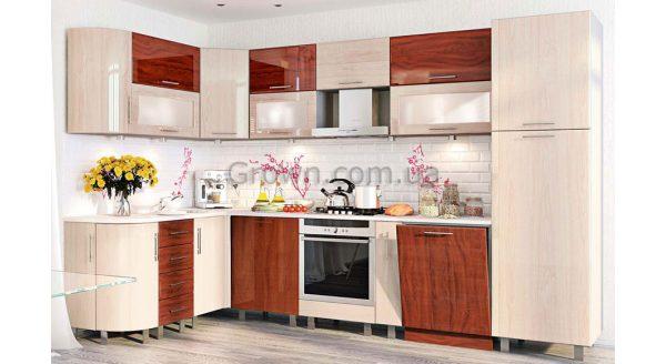 Кухня «Хай-тек» КХ-105 - 1