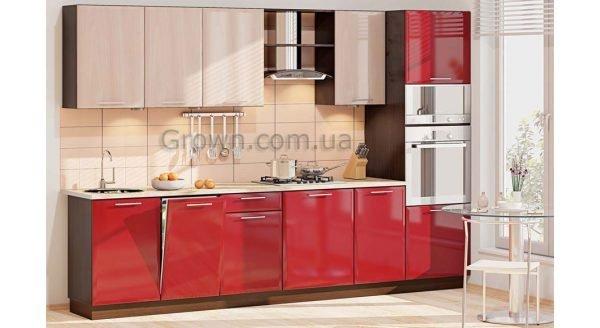 Кухня «Хай-тек» КХ-168 - 1