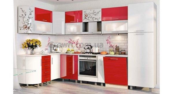 Кухня «Хай-тек» КХ-169 - 1