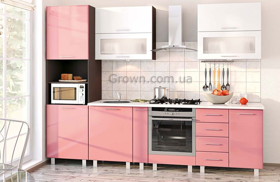 """Кухня """"Хай-тек"""" КХ-185 - 1"""