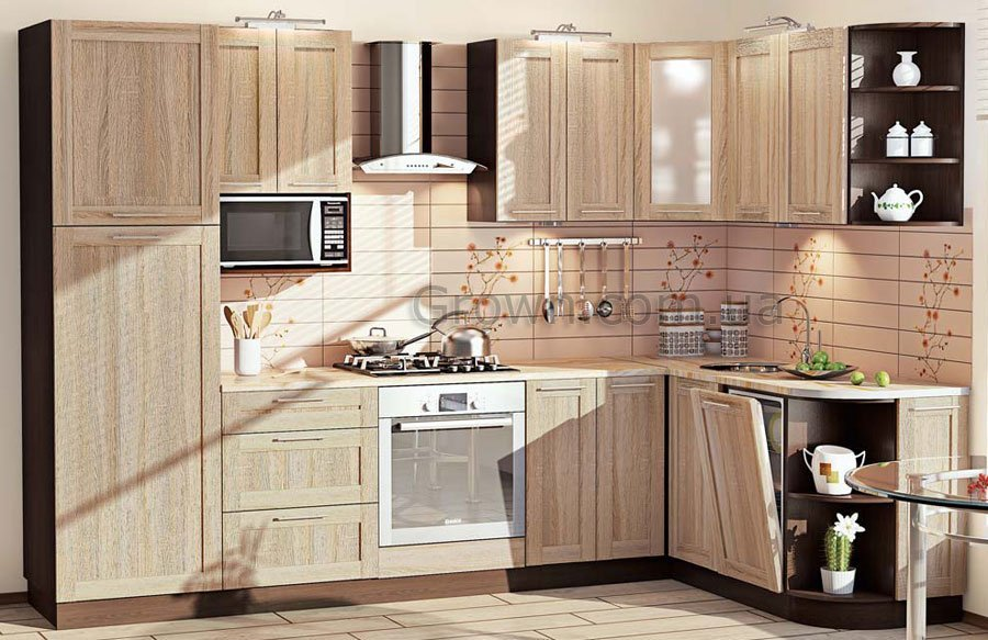 Кухня КХ-432 - 1