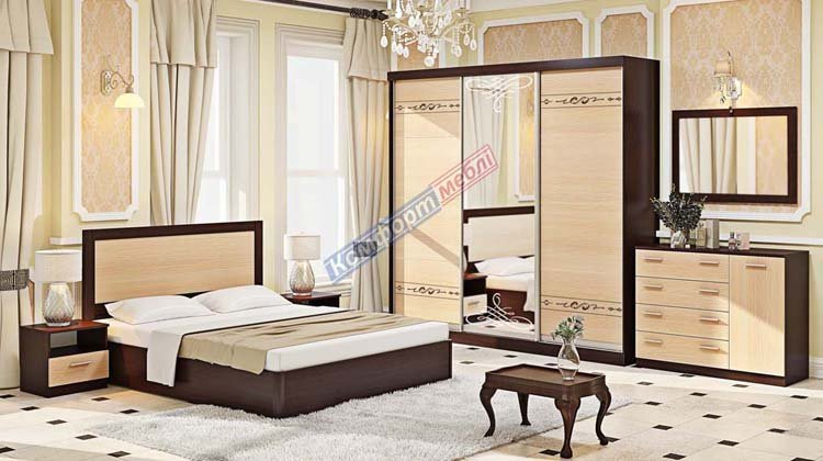Спальня СП-4507 Еко - 1