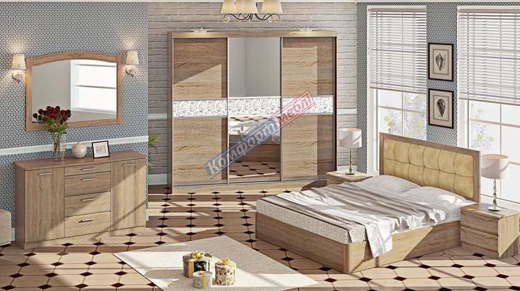 Спальня СП-4509 Cофт - 1
