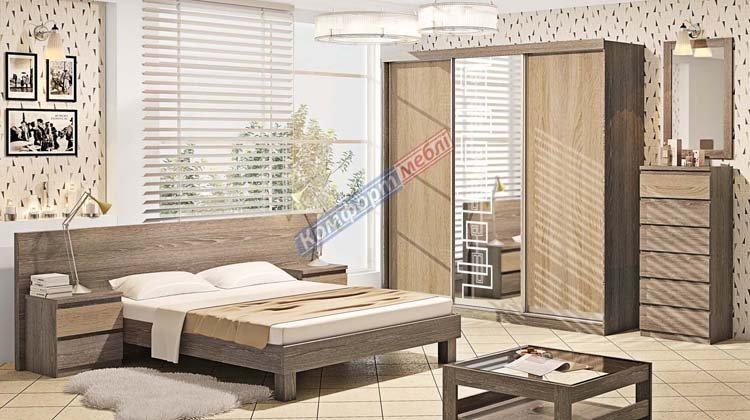 Спальня СП-4520 Европейская - 1