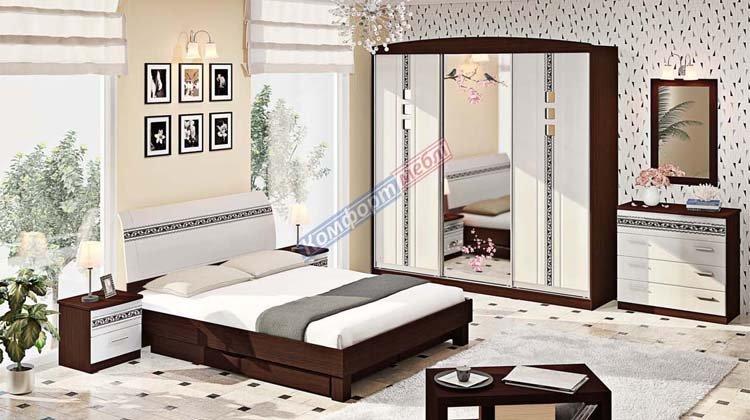Спальня СП-4526 Хай-тек - 1