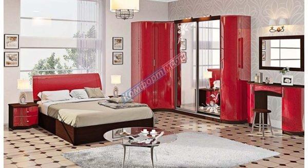 Спальня СП-4527 Хай-тек - 1