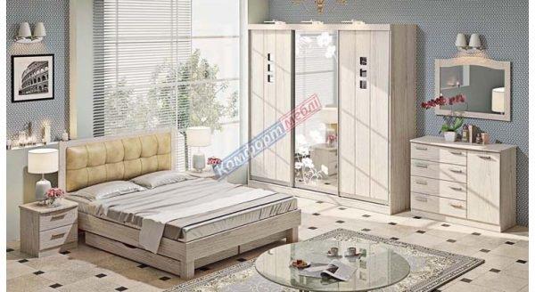 Спальня СП-4529 Хай-тек - 1