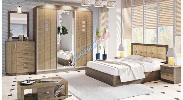 Спальня СП-4530 Хай-тек - 1