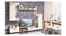 Стенка МС-4324 серия «Эко» - Мебель для гостиной