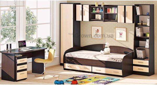 Детская комната ДЧ-4102 - 1