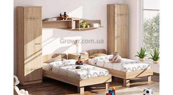 Детская комната ДЧ-4106 - 1