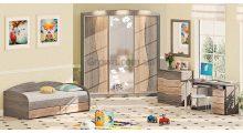 Детская комната ДЧ-4110 - Детские комнаты