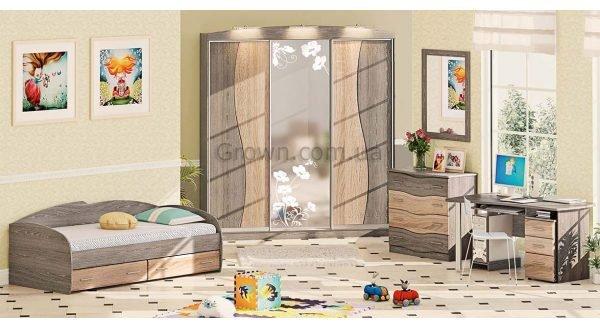 Детская комната ДЧ-4110 - 1