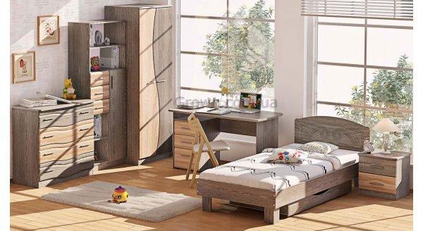 Детская комната ДЧ-4111 - 1