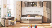 Детская комната ДЧ-4112 - Детская мебель