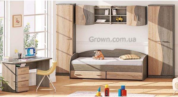 Детская комната ДЧ-4112 - 1