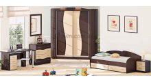 Детская комната ДЧ-4114 - Детская мебель