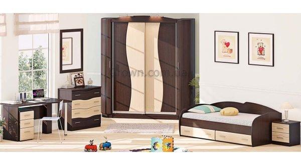 Детская комната ДЧ-4114 - 1